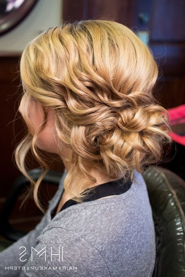 Photo Gallery Of Fancy Hairstyles Updo Hairstyles Showing 15 Of 15