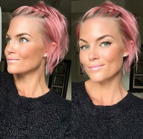 89 Of The Best Hairstyles For Fine Thin Hair For 2018 Regarding Most Recently Updos For Thin Fine Hair (View 11 of 15)