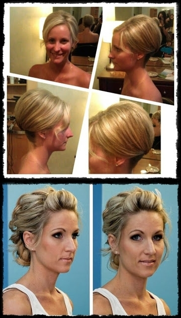 9 Cute Super Easy Updos For Short Hair | Simple Hairstyles, Up Dos For Current Super Easy Updos For Short Hair (View 15 of 15)