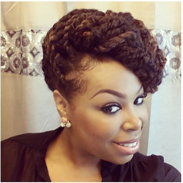 94235Cc232628F0B9F0E0B7E9426Bb4D | Black Hairstyles | Pinterest For Latest Two Strand Twist Updo Hairstyles (View 5 of 15)