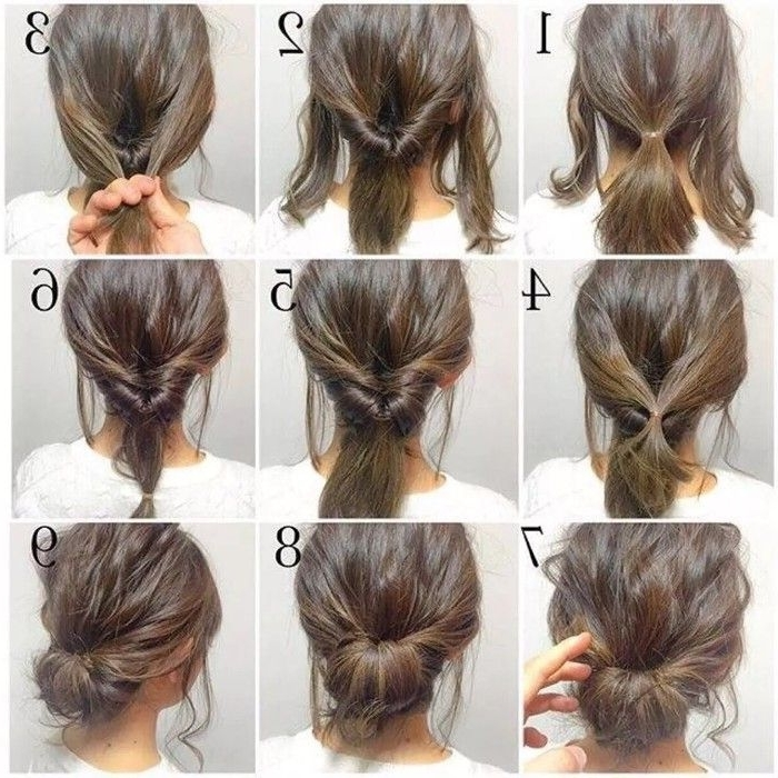 A Chic, Easy Hairstyle For A Big Event Or Date Night (View 4 of 15)
