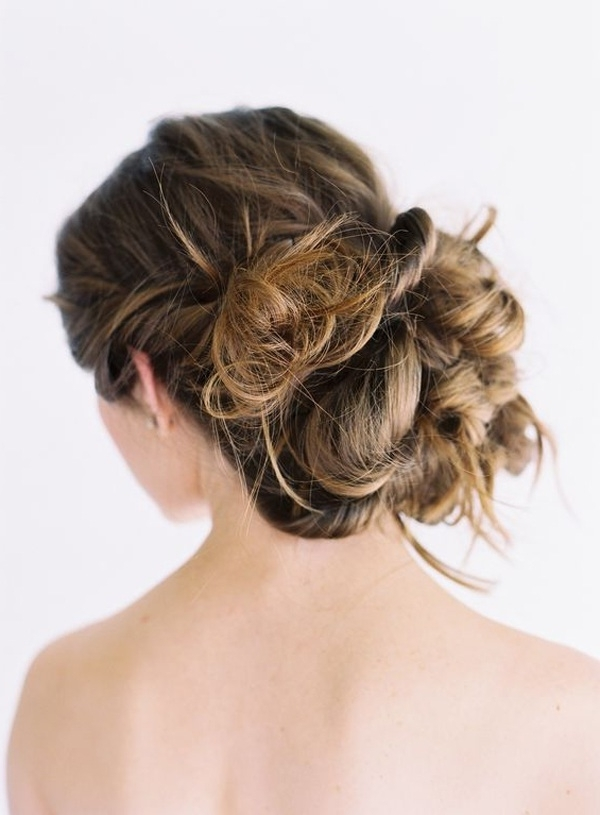 A Tutorial On Long Hair Wedding Hair Updos – Once Wed Intended For Latest Wedding Hair Updo Hairstyles (View 5 of 15)