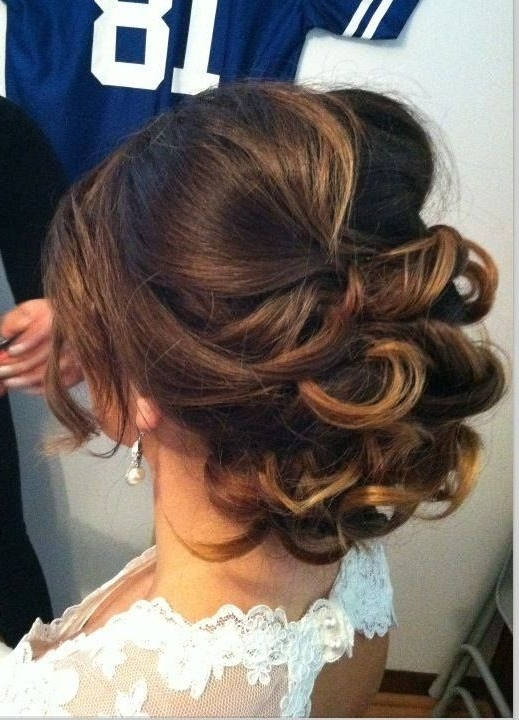 Arabic Hairstyle | Updo, Updos And Wedding Updo Within Best And Newest Bridesmaid Updo Hairstyles (View 2 of 15)