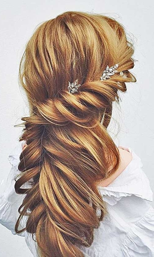 Beautiful Bridal Updos For Long Hair   Hairstyles & Haircuts 2016 – 2017 Pertaining To Most Current Updos For Long Hair (View 11 of 15)