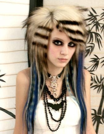 Beautiful Haircut Hairstyles Pictures: Hairstyles For Teenage Girls Regarding Current Teenage Updos For Long Hair (View 7 of 15)