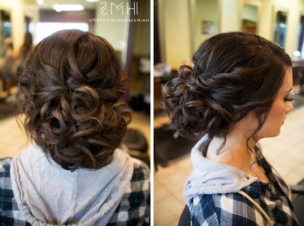 Best Hairstyle For New Mom | Prom Updo, Up Dos And Short Hair For Newest Prom Updo Hairstyles (View 13 of 15)