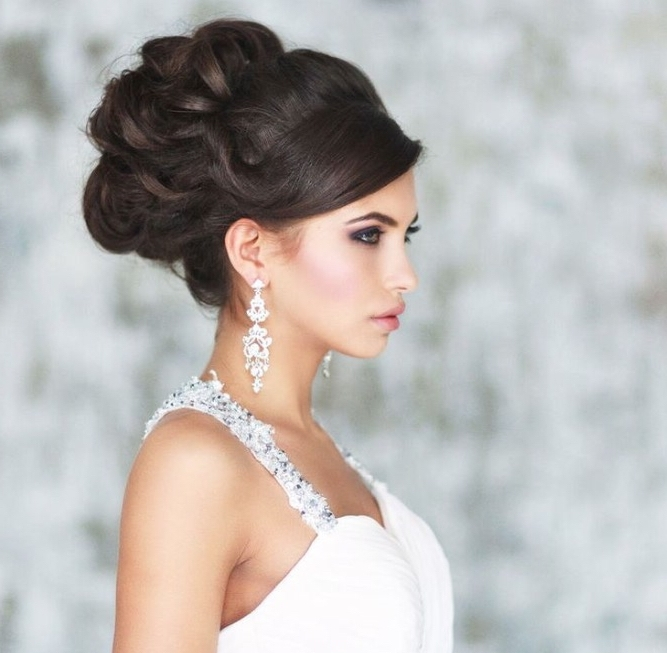 View Photos Of Updo Hairstyles For Black Tie Event Showing 9 Of 15