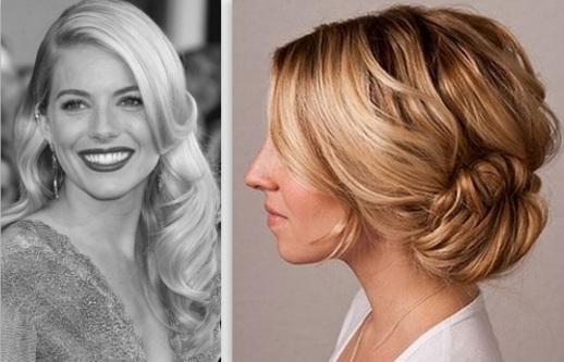 Featured Photo of Updo Hairstyles For Black Tie Event