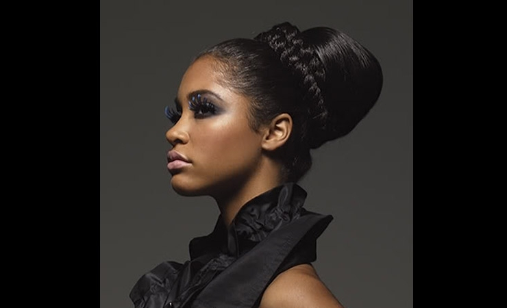Black Updo Hairstyles For Long Hair Black Updo Hairstyles For Long Pertaining To Recent Updos For Long Hair Black Hair (View 4 of 15)