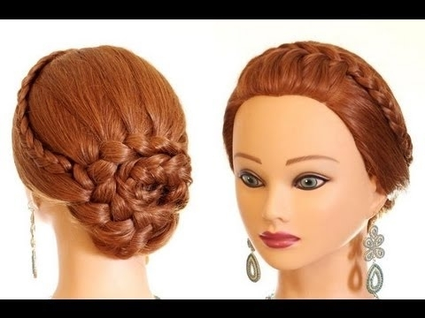 Braided Hairstyle For Long Hair (View 12 of 15)