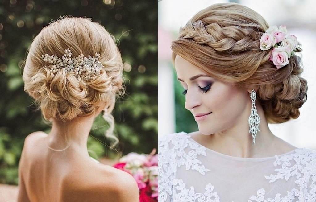 Bride Updo Hairstyles Updo Hairstyle For Wedding Women Hairstyle In Best And Newest Bride Updo Hairstyles (View 6 of 15)