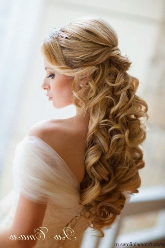 Bridesmaid Half Updo Wedding Half Updo Hairstyles Black Hair With Within Best And Newest Half Updo Hairstyles (View 15 of 15)