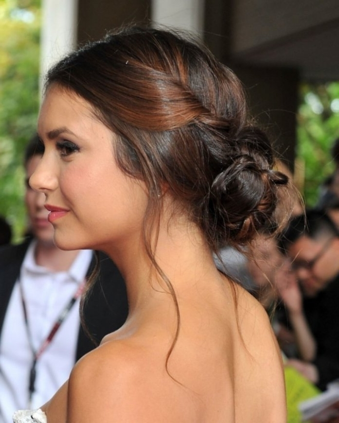 Bridesmaid Updo Hairstyles Bridesmaids Hairstyles Updos Black Hair Regarding Recent Hairstyles For Bridesmaids Updos (View 15 of 15)