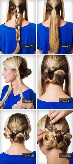Brilliant Ideas Of Easy Hairstyles For Extra Long Hair Marvelous Regarding Most Recent Easy Updos For Extra Long Hair (View 7 of 15)
