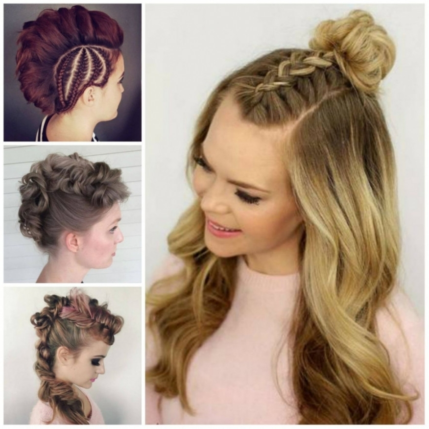 Casual Hairstyles For Long Hair Updo Quick Easy Stock Photos Hd With Recent Quick Updos For Long Hair Casual (View 7 of 15)