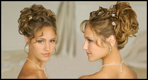 Click Here Find How Style Easy Curly Updos For Thin Hair | Medium Regarding Newest Updos For Thin Fine Hair (View 8 of 15)