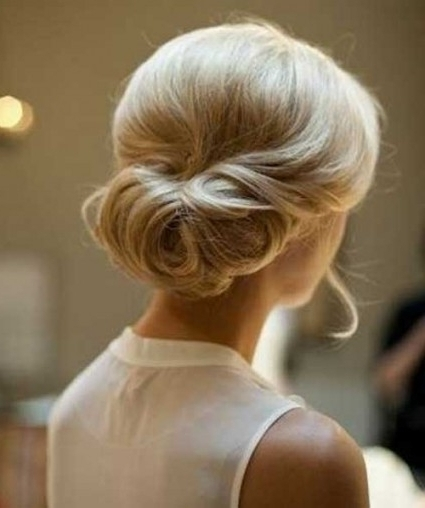 Cool Updo Hairstyles Fine Hair For Most Current Updos For Fine Short Hair (View 4 of 15)