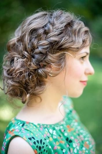 Curly Prom Hairstyles: 8 Looks For Natural Curls | Curly Prom Within Most Current Naturally Curly Hair Updo Hairstyles (View 10 of 15)