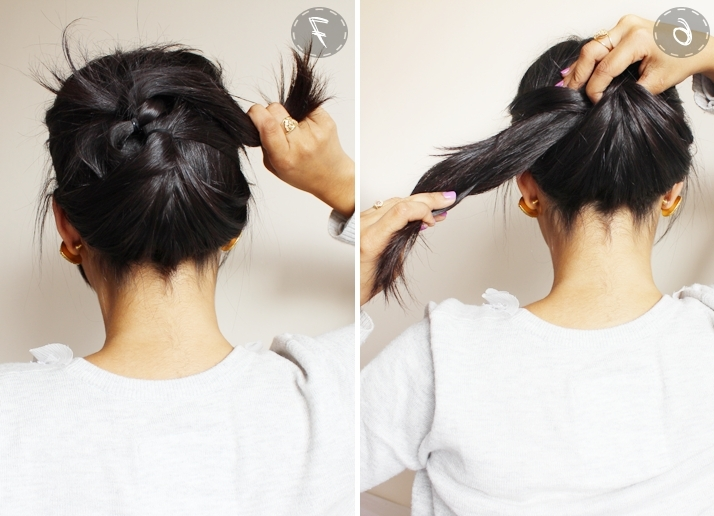 Cute Casual Updos For Long Hair Easy | Medium Hair Styles Ideas – 41013 Intended For Most Up To Date Easy Casual Updos For Long Hair (View 7 of 15)