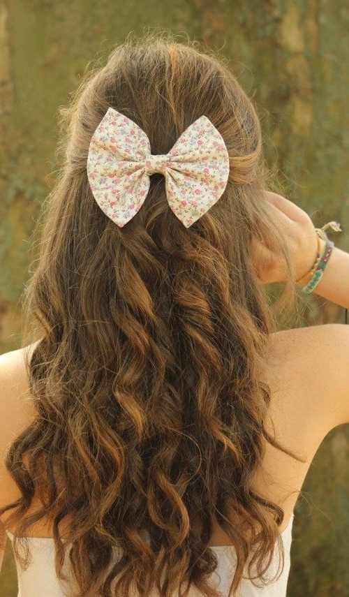 Cute Hairstyles For Teen Girls 27 Latest Hair Trends To Follow With Recent Updo Hairstyles For Teenager (View 11 of 15)