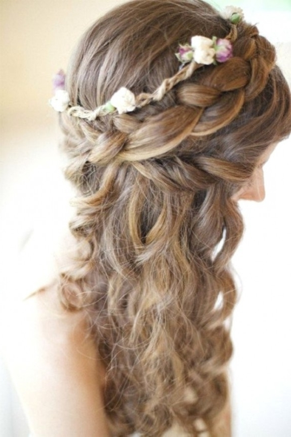 Cute Homecoming Hairstyles For Thin Hair – Hairstyles With Wonderful Within Latest Formal Updos For Thin Hair (View 6 of 15)
