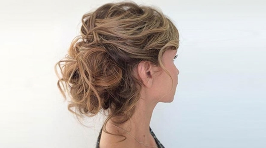 Cute Prom Hairstyles – Hair Tutorials & Inspiration – Garnier Pertaining To Most Current Cute Bun Updo Hairstyles (View 7 of 15)