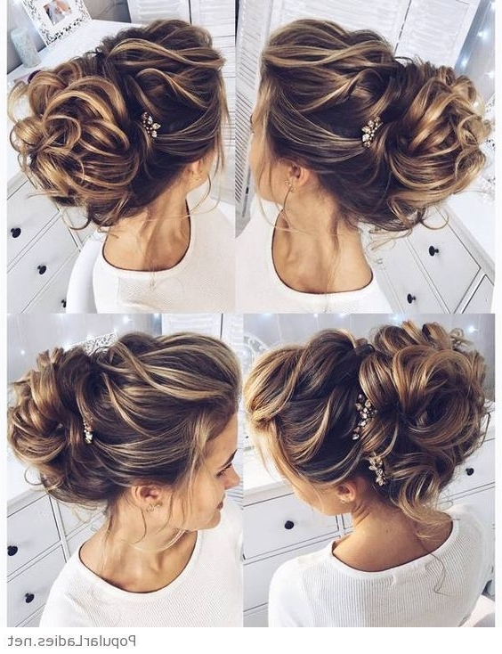 Featured Photo of Long Hair Updo Accessories