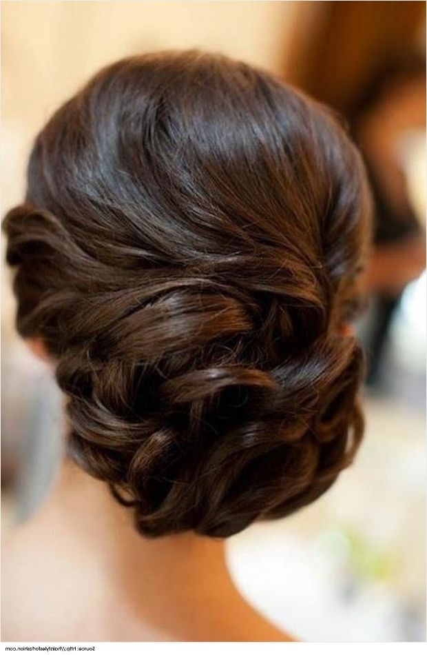 Dream Prom Updo Hairstyles For You | Prom Hairstyles Within Most Popular Fancy Updo Hairstyles (View 6 of 15)