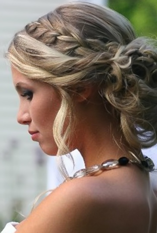 Dressy Hairstyles For Long Hair Prom Hairstyle For Long Hair Updos Throughout Most Recent Dressy Updo Hairstyles (Gallery 3 of 15)