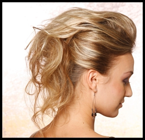 Easy Casual Updo Hairstyles For Long Hair – Hairstyle For Women & Man For 2018 Casual Updo Hairstyles For Long Hair (View 12 of 15)