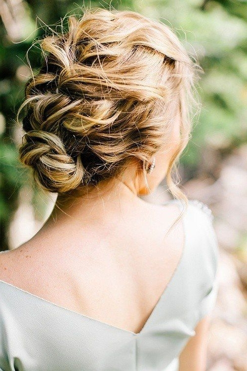 Easy Curly Braided Updo (View 15 of 15)