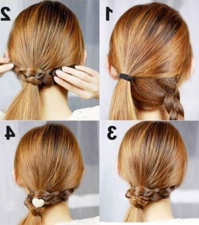 Displaying photos of easy updo hairstyles for medium hair to do easy do it yourself updos for long hair hair style and color for intended for solutioingenieria