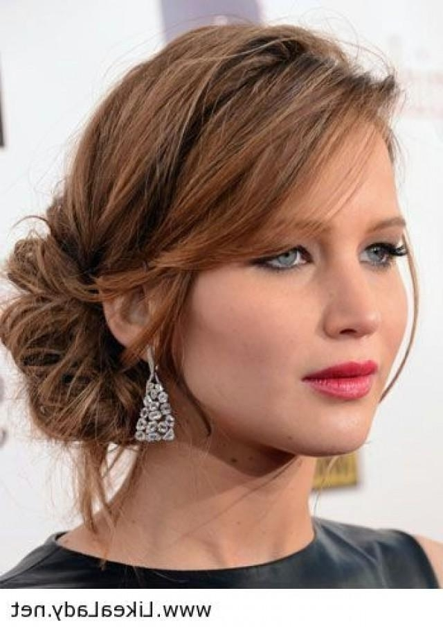 Displaying Photos Of Updo Hairstyles For Black Tie Event View 14 Of