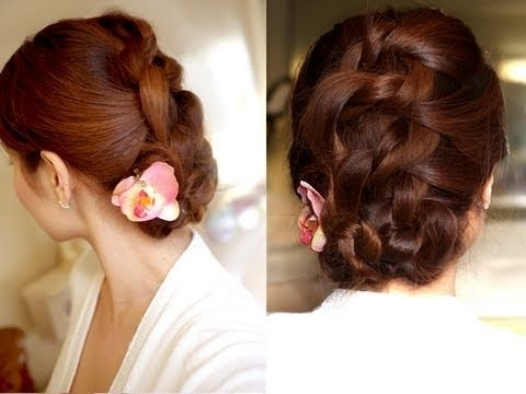 Featured Photo of Knot Updo Hairstyles