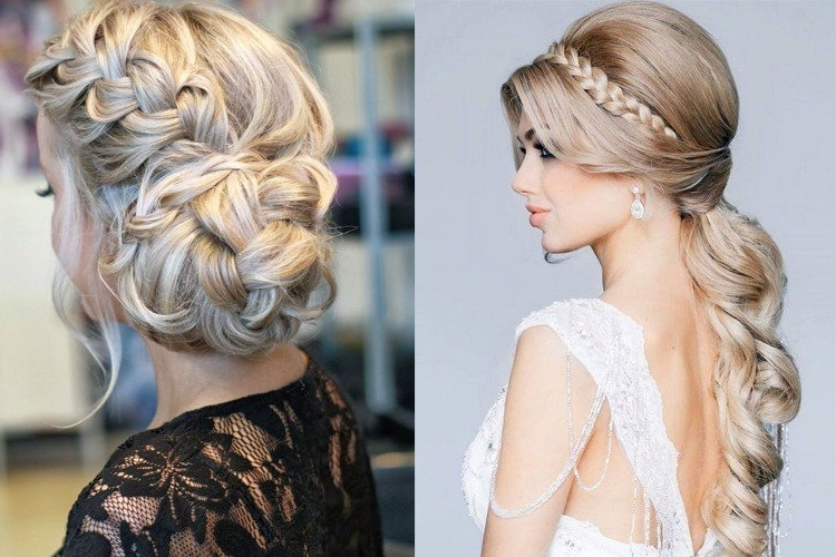 Easy Prom Hairstyles For Long Hair Throughout Newest Easy Hair Updo Hairstyles (View 7 of 15)