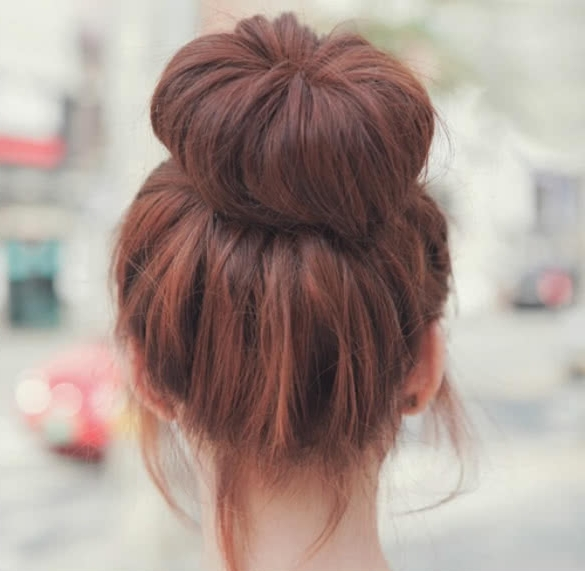 Easy Updos: 10 Cute And Quick Updos For Every Occasion Throughout Latest Fast Updos For Long Hair (View 8 of 15)
