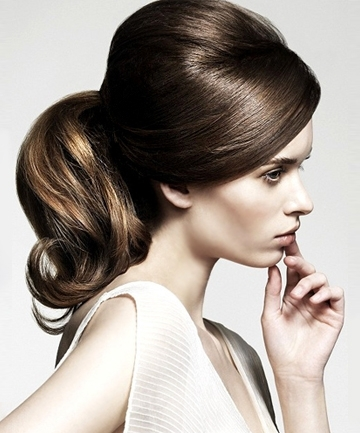 Easy Updos For Long Hair Intended For Most Recent Cute Updo Hairstyles For Long Hair (View 8 of 15)