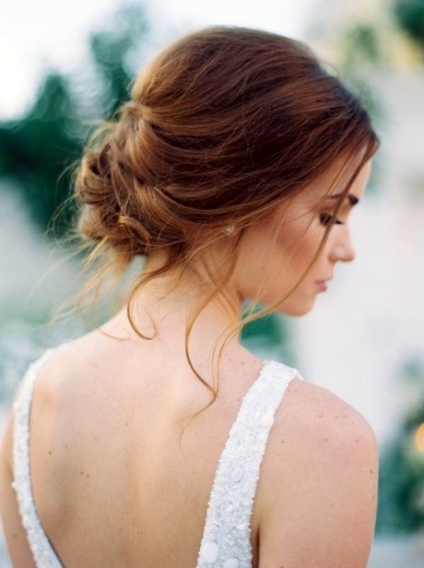 Elegant Hair Buns Styles Simple Best 25 Hairstyles Thin Hair Ideas For Most Popular Easy Elegant Updo Hairstyles For Thin Hair (View 2 of 15)
