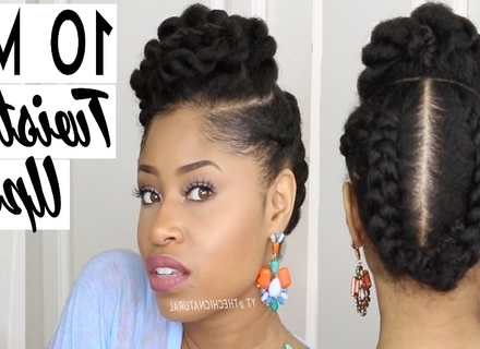 Ethnic Bridal Hairstyles – Internationaldot Intended For 2018 Ethnic Updo Hairstyles (View 8 of 15)