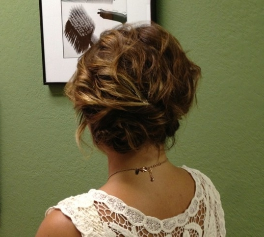 Everyday Updos For Short Hair | Hairstyle Ideas In 2018 With Recent Everyday Updos For Short Hair (View 13 of 15)