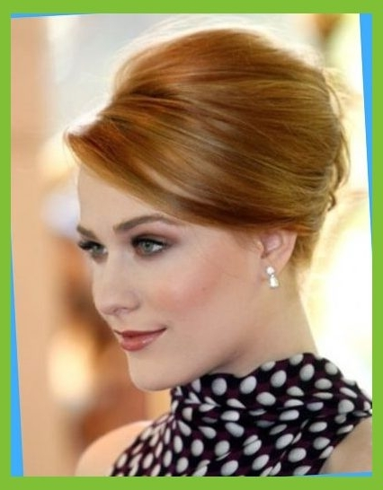 Excellent The Most Incredible And Stunning 1950S Updo Hairstyles Throughout Most Popular 50S Hairstyles Updos (View 13 of 15)
