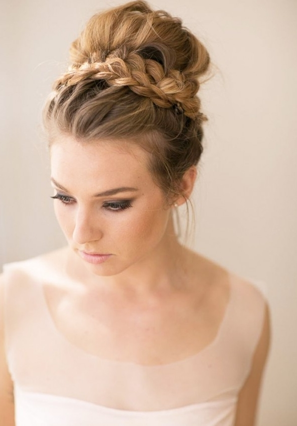 Extraordinary Prom Hairstyles Thin Hair Within Recent Formal Updos For Thin Hair (View 9 of 15)