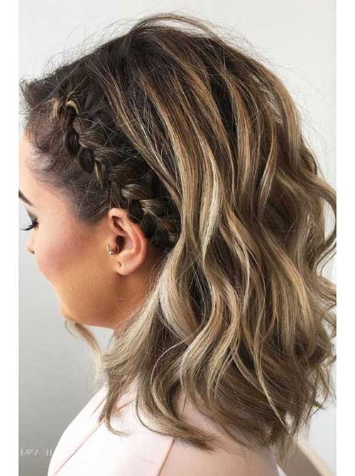 Eye Catching Updo Hairstyles For Bob Haircuts | Bob Hairstyles 2017 With Regard To Most Up To Date Updo Hairstyles For Bob Hairstyles (View 4 of 15)