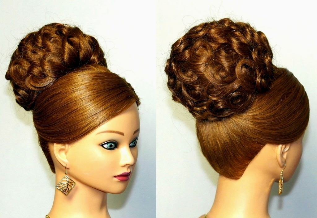 Fancy Updo Hairstyles For Long Hair Fancy Updo Hairstyles Elegant With Regard To Most Popular Fancy Updo Hairstyles For Long Hair (View 8 of 15)
