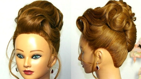 Fancy Updo Hairstyles For Long Hair – Women Hairstyle Ware Intended For Most Popular Fancy Updo Hairstyles For Long Hair (View 7 of 15)