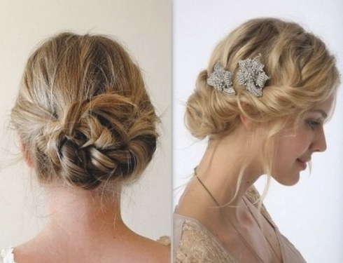Featured Photo of Homecoming Updo Hairstyles For Short Hair
