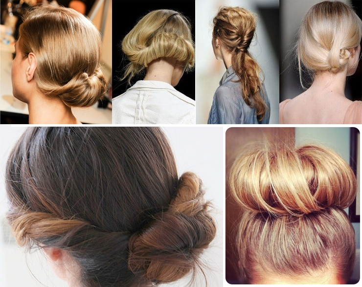 Favorite Knotted And Twisted Updo Tutorials – Cocorosa Pertaining To Latest Knot Twist Updo Hairstyles (View 8 of 15)