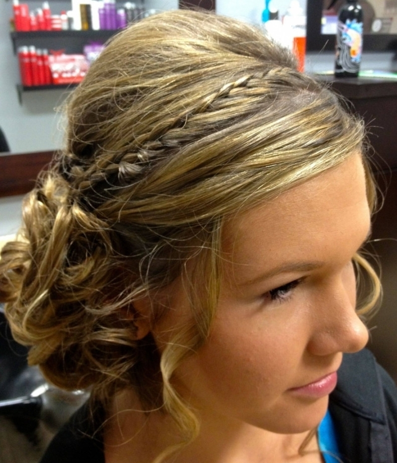 Formal Updos For Medium Hair Homecoming Updos Medium Hair | Latest Throughout Most Up To Date Homecoming Updos Medium Hairstyles (View 12 of 15)