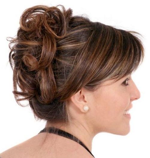 Formal Updos For Short Fine Hair | Hair Pertaining To Best And Newest Updos For Fine Short Hair (View 10 of 15)