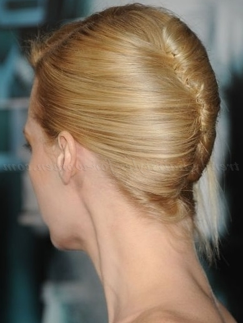 French Twist – French Twist Updo | Trendy Hairstyles For Women Pertaining To Recent French Twist Updo Hairstyles For Short Hair (View 9 of 15)